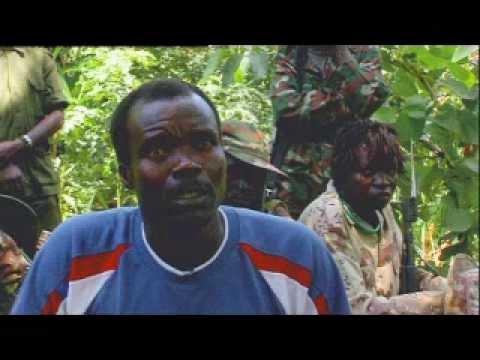 Joseph Kony Witchcraft, Uganda