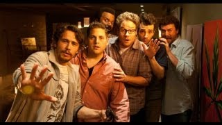 This Is The End - Interview With Seth Rogen And Evan Goldberg On This Is The End