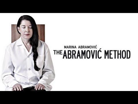 Marina Abramovic: The Abramovic Method, my body, my performance, my testament   Exclusive interview