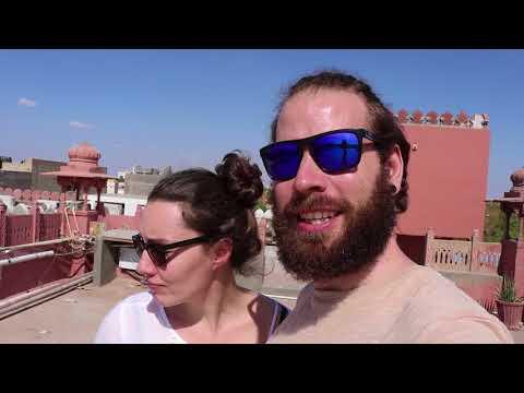 Tour durch Rajasthan - Mandawa und Bikaner - Vlog002