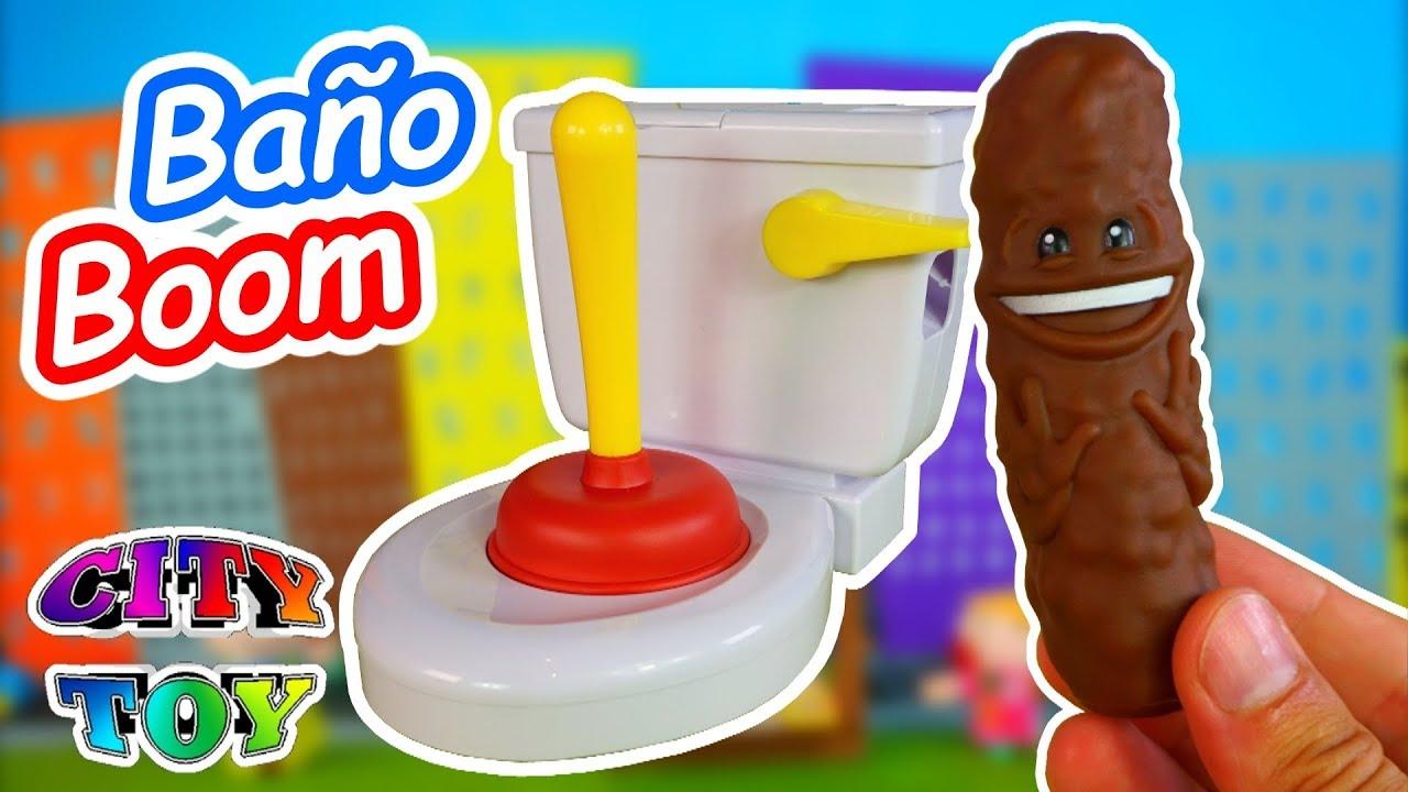 Atrapa la Caca con Bao Boom de Mattel en City Toy  YouTube
