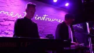 Instrumenti -  Zemeslodes (live in Mumiy Troll Music Bar, Vladivostok)