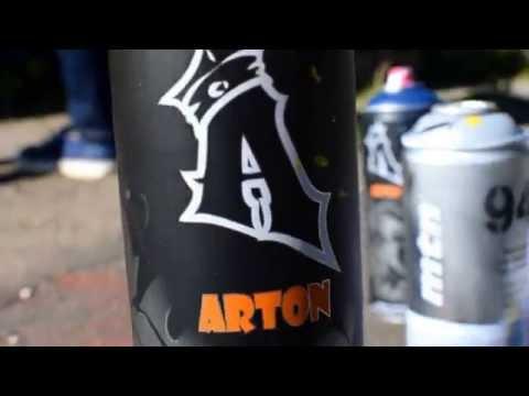 Граффити от MAESTRO (Jeffrey-Jay Video)