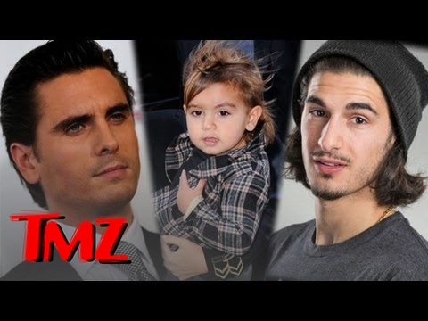 DNA Proof that the father of Kourtney Kardashian's child is... | TMZ