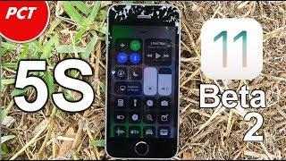 IPhone 5S En IOS 11 Beta 2 - ¿Que Se Ha Corregido Y Empeorado ? (Mini Review)