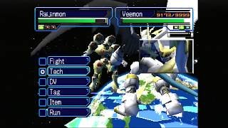 Let's Play: Digimon World 3: Ending 1080p The Final Battle!! Galacticmon + Save File Download [PS3™]