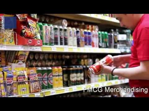 FMCGManagement ofera servicii de merchandising, promovare, retail audit si vanzari