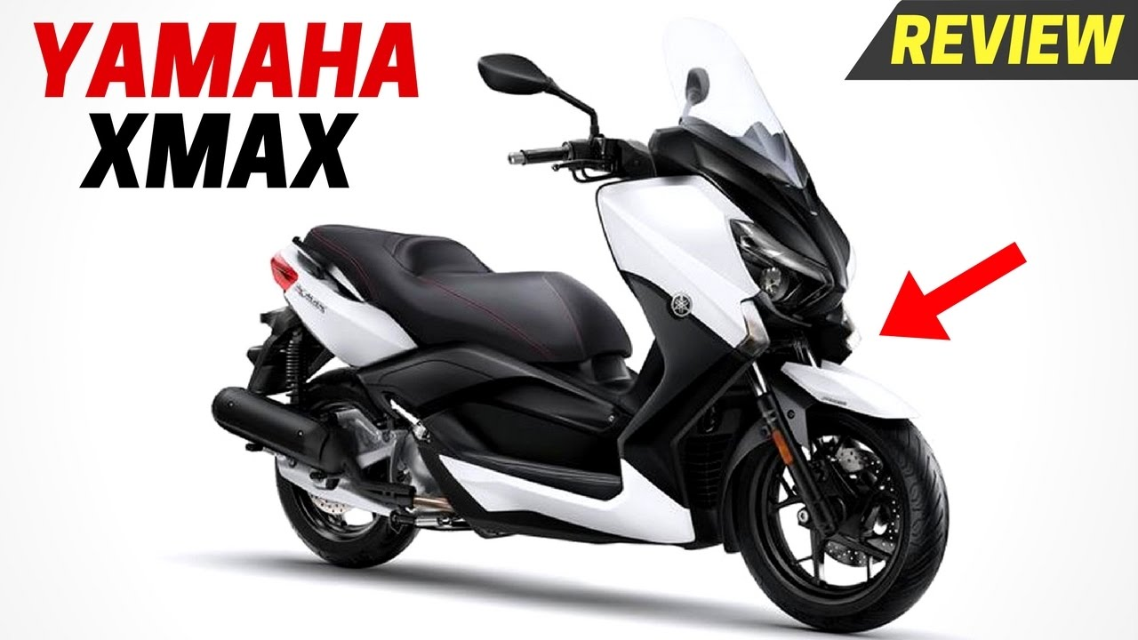 2018 yamaha x max 125 total motorcycle. Black Bedroom Furniture Sets. Home Design Ideas