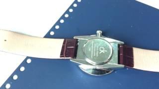 Лайфхак: Как установить стекло в часы (Calvin Klein Accent watch repair)