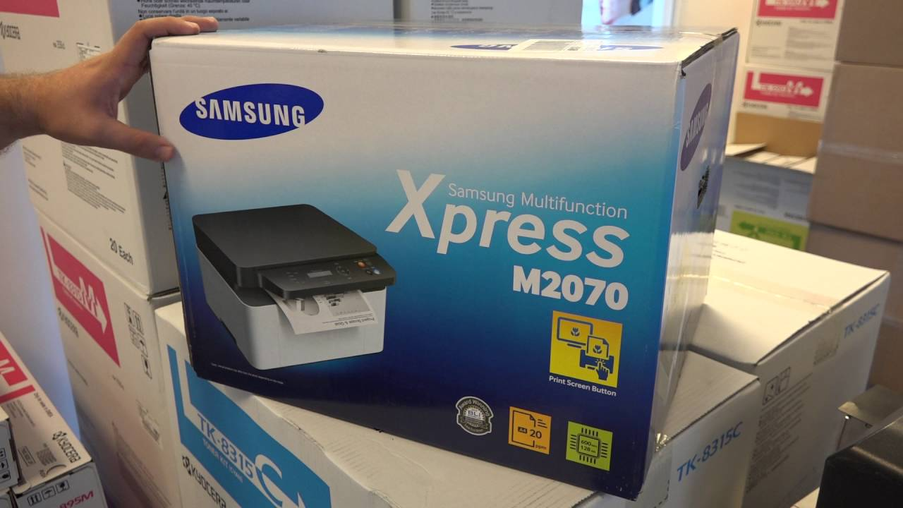 SAMSUNG M2070FW PRINTER WINDOWS XP DRIVER DOWNLOAD