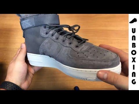 Nike SF AF1 MID 917753-007