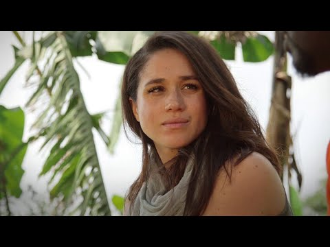 Suits star Meghan Markle visits Rwanda for World Vision's clean water campaign