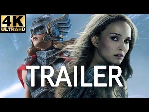 THOR: LOVE AND THUNDER (2022) Teaser Trailer Concept – Natalie Portman, Chris Hemsworth Marvel Movie