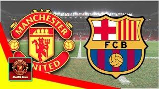 ManUtd News - Squad News: Man United name 23-man squad vs FC Barcelona
