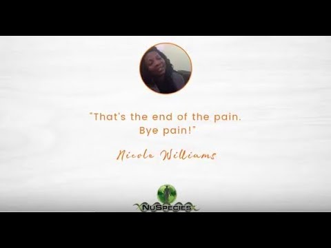 Nicole Williams - Pain and Menstruation