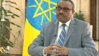 Interview With Ethiopian PM Hailemariam Desalegn On Current Dec 1 2009