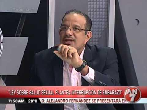 AN7 conversa con el Diputado, Cristian Paredes y el presidente del CODUE, Fidel Lorenzo.