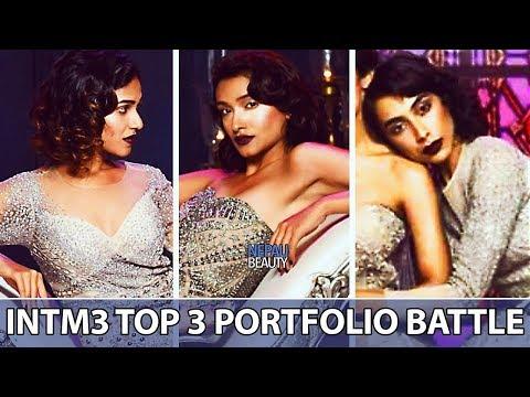 INDIA NEXT TOP MODEL SEASON 3 Top model | Top 3 contestants of intm 3