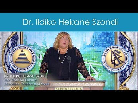 Dr. Ildiko Hekane Szondi, VC, Culture, Education, Tourism & Youth