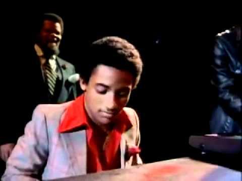 Young Gonzalo Rubalcaba and Dizzy Gillespie