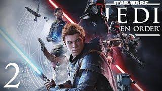 #2 - Star Wars Jedi: Fallen Order - Śladami Dżedaj