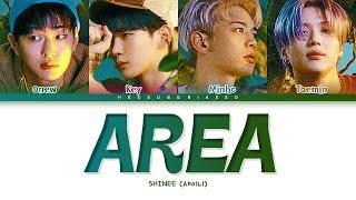 Download Mp3 SHINee Area Lyrics