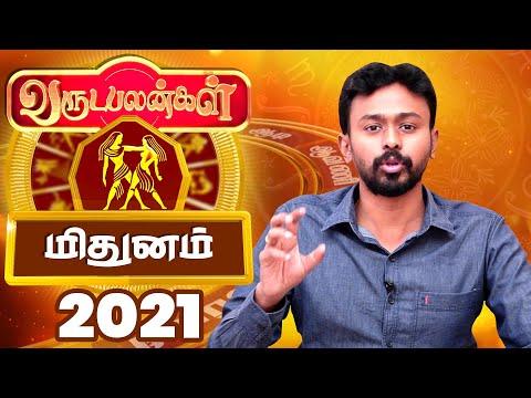 2021 Rasi Palan   Mithunam 2021 New Year Palan Tamil   மிதுனம் புத்தாண்டு பலன் 2021   Balaji Hassan