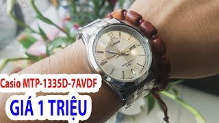 Đồng hồ Casio MTP-1335D-7AVDF Chính hng Giá Tốt