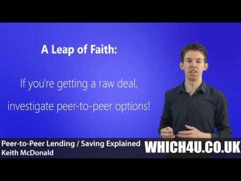 Peer-to-Peer Lending & Investing: How it Works