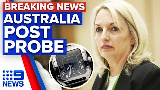 Probe into Australia Post gifting Cartier watches   9 News Australia