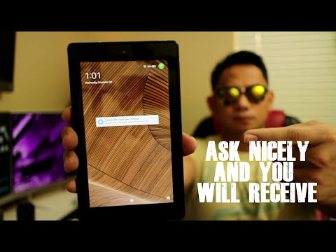 PERMANENTLY REMOVE LOCKSCREEN ADS ON AMAZON FIRE HD 7, 8, 10 INCH 2017 FREE!