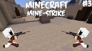 Päätöntä sotaa - Pelataan Mine-Strike Minecraft - Osa 3
