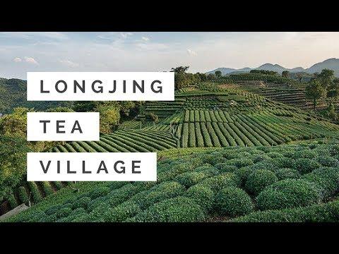 Longjing Tea Villages - Hangzhou