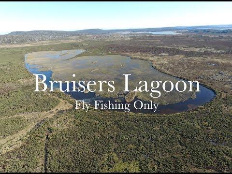 Bruisers Lagoon Central Highlands Tasmania