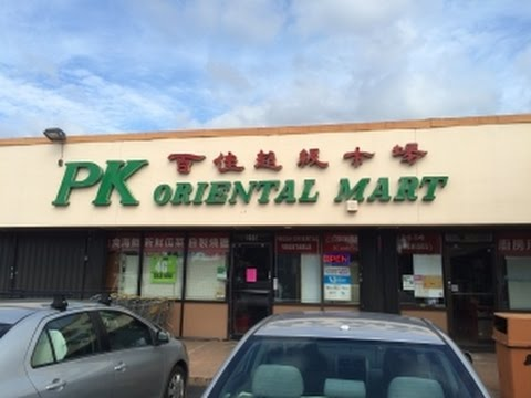Random Vlog #21 Shopping at PK Oriental Mart (Supermarket)