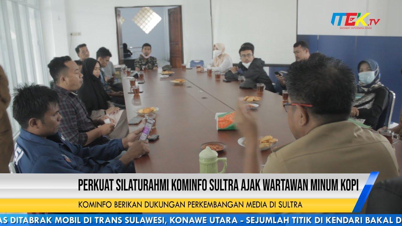 Kominfo Berikan Dukungan Perkembangan Media di Sultra