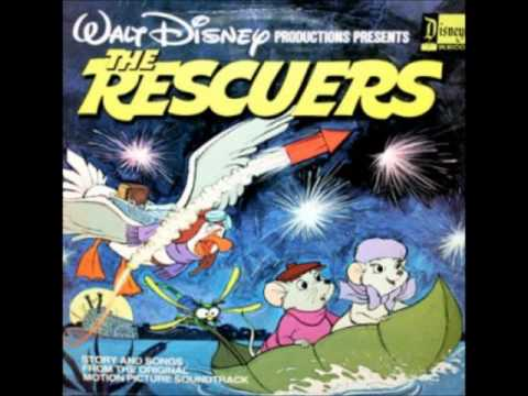 Download The Rescuers OST - 01 - The Journey