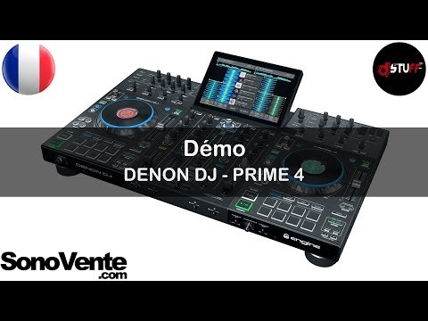 Denon DJ - Prime 4 ?? ( English link in description )