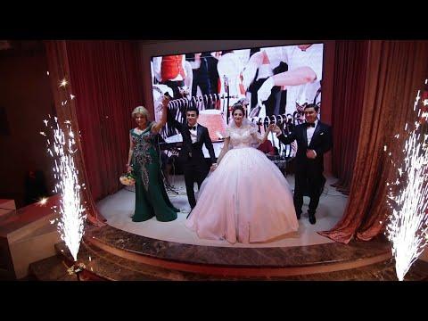 «Свадьба Алексея и Кристины» г.Москва, Император Холл, 28.11.2018