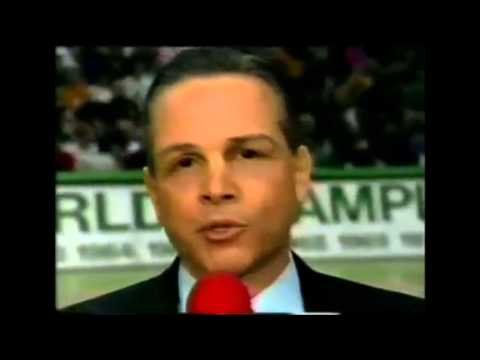 NBA ON NBC 1992 BLAZERS VS CELTICS Intro