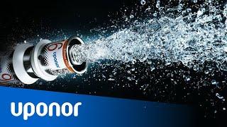 Uponor S-Press PLUS - La nuova generazione di raccordi a pressare per Multistrato