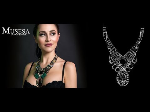 Bold Toronto-Based Jewellery Line 'Musesa' Expands Retail Distribution