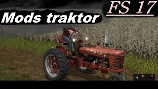 "[""Farmall H"", ""International Harvester"", ""tractor model"", ""Farmer 17"", ""mod AVSR"", ""converted from FS 13"", ""farming simulator 2017 tractor mods"", ""FS 17 mod"", ""Farming Simulator"", ""farmall mods fs17"", ""farmall h engine mods"", ""farmall h tractor"", ""Interna"