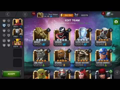 How to Use Joe Joe Fixit in Marvel's Contest of Champions