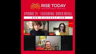 Healing from PTSD with Chris Revill