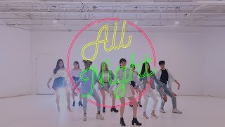 Video [EAST2WEST] Girls' Generation (소녀시대) - All Night Dance Cover download MP3, 3GP, MP4, WEBM, AVI, FLV November 2017