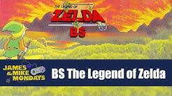 BS The Legend of Zelda - James & Mike Mondays