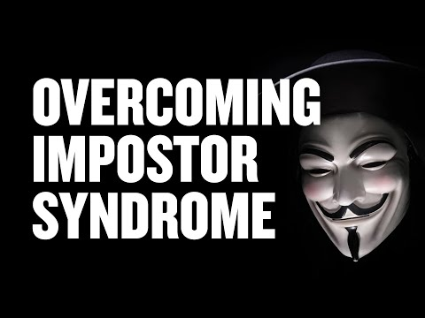 The Key to Overcoming Imposter Syndrome