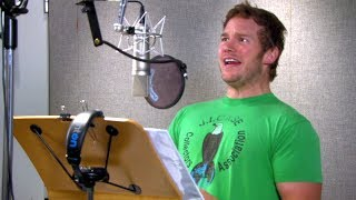 Repeat youtube video The Lego Movie Official B-Roll Footage #1 (HD) Chris Pratt, Nick Offerman