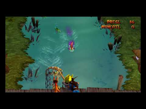 Jak And Daxter PS4 PERFECT FISHING